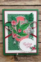 My Wonderful Romance Card for Hand Stamped Sentiments