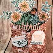 Oh So Eclectic Graduation Card for the Pals Blog Hop