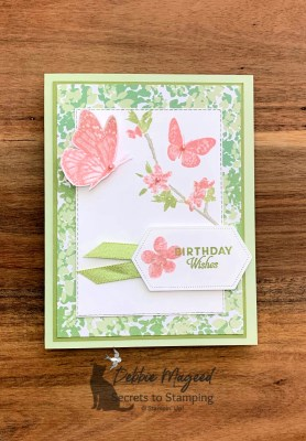 Butterfly Wishes Birthday Card for Make My Monday