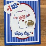 A Custom Tee Sports Card for the Sisterhood of Crafters