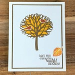 Thoughtful Branches Autumn Card for the Sisterhood of Crafters