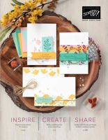 June Stampin' Up!dates