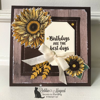 Beautiful Friendship Birthday Card for Cardz 4 Galz