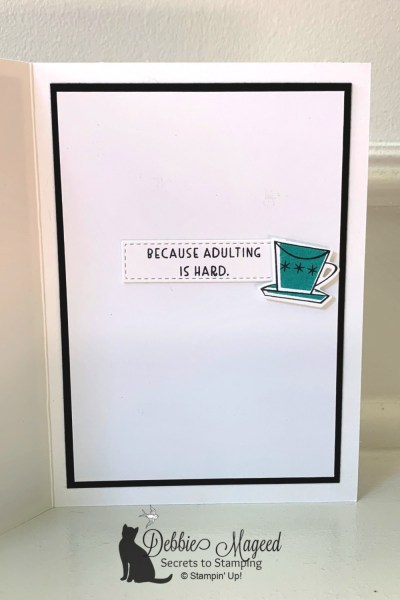 Fun Card Featuring Nothing's Better Than Bundle by Stampin' Up!
