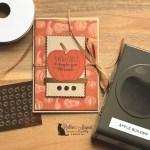 Pumpkin Spice Latte Recipe Card Using Harvest Hellos Stamp Set