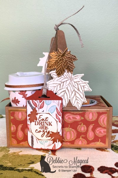 Wonderful Birthday Gift Featuring Warm Hugs Bundle by Stampin' Up!