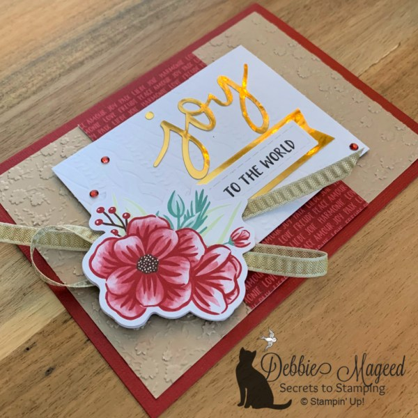 Paper Pumpkin Holiday Card by Stampin' Up!