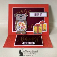 Beary Comforting Paper Pumpkin Kit by Stampin