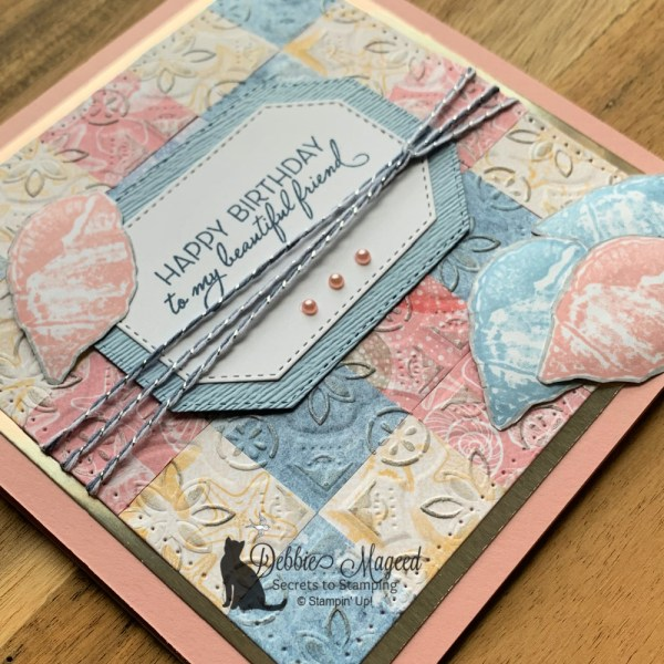 Friends Are Like Seashells by Stampin' Up!