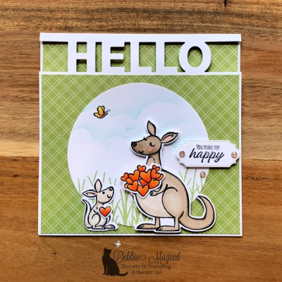 Kangaroo & Company Valentine Card for Make My Monday