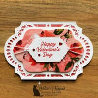Meant To Be Valentines Card by Stampin Up!