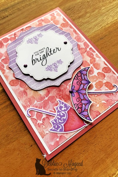 Pretty Parasol Stamp Set by Stampin' Up!