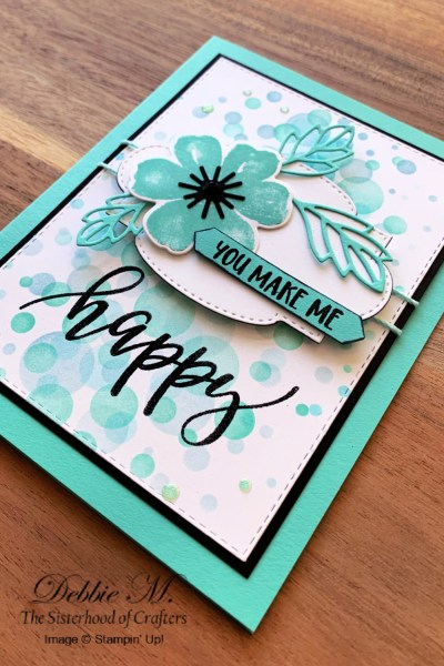 Pretty Perennials Card by Stampin' Up!