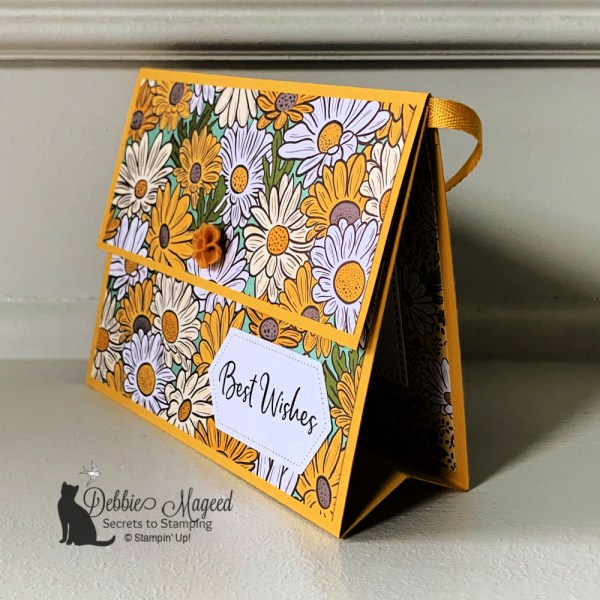 Fun Fold Purse Card by Secrets To Stamping