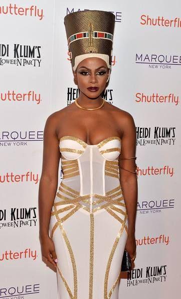 Tika Sumpter as Queen Nefertiti