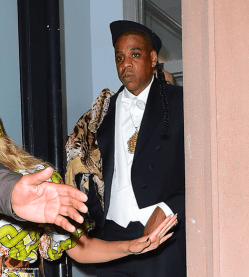 Beyonce & Jay-Z as Coming To America couple