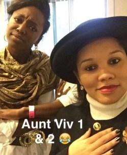 Aunt Viv 1 & 2