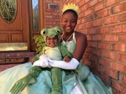 Princess Tiana & The Frog