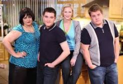 Gavin and Stacey - The Bafta-winning heir to Only Fools and Horses. You might have seen it.