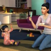 12/01/2017: Os Bebês chegaram ao The Sims 4!