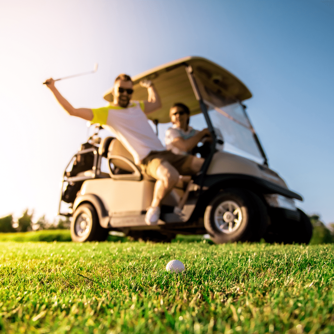 Wine and golf in Burgundy