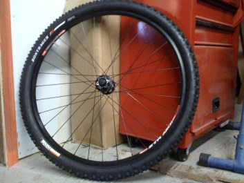 A Tubeless Tyre