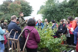 Permaculture promotes sharing of ideas with each other