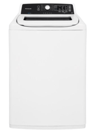 A Top Loading Washing Machine