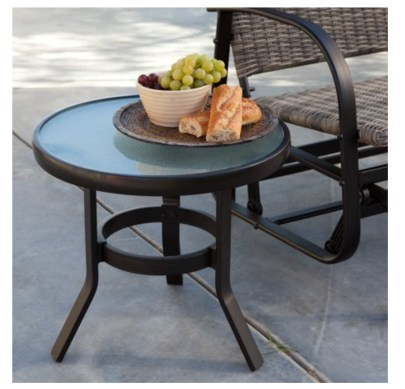 A patio furniture - Side Table