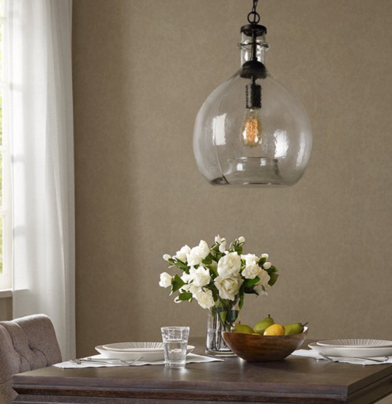 Small Space Furniture: Light pendant