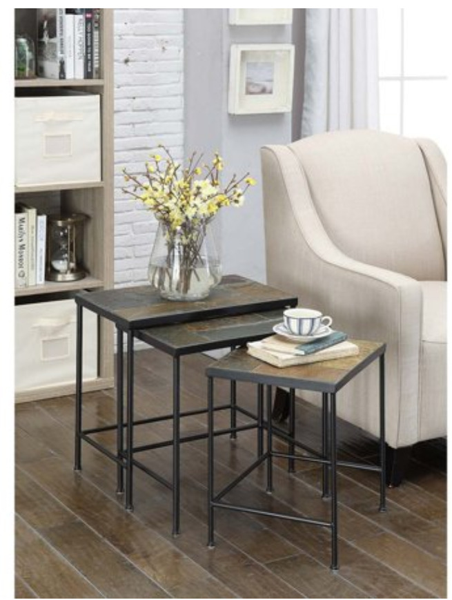 Small Space Furniture: A Nesting tables