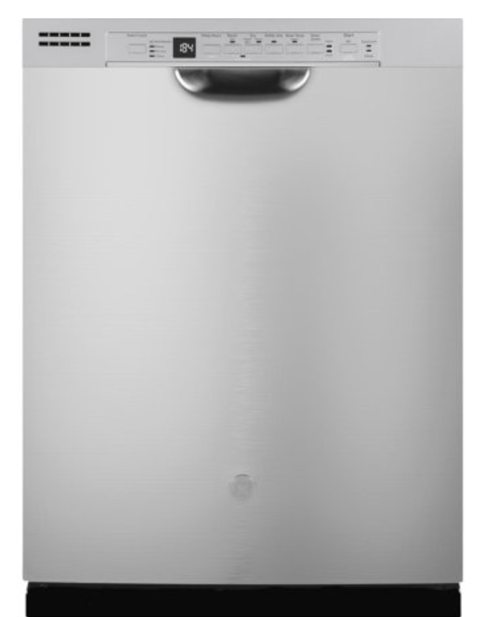 A Front Control dishwasher