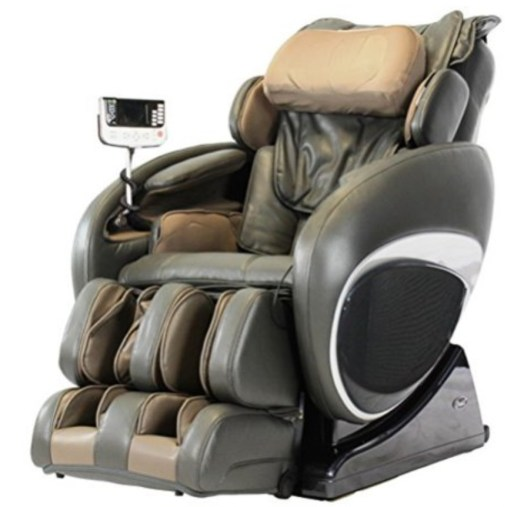 Massage Chair: oasaki zero gravity massage chair with computer