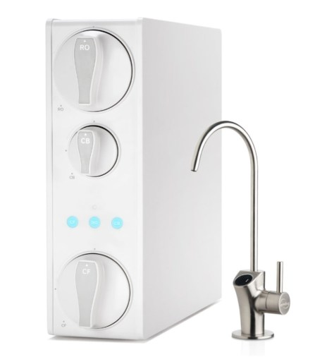 iSpring RO500 Tankless RO Reverse Osmosis Water Filtration System