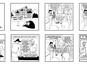 Laokoon und Kassandra in Wikileakential