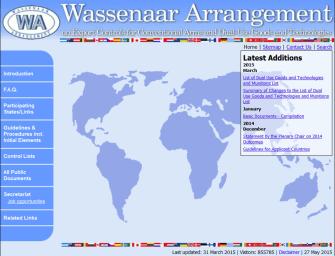 Wassenaar Abkommen
