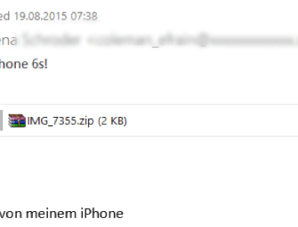 Bitdefender rät zur Vorsicht: Neue iPhone 6s-Masche infiziert deutsche Nutzer mit Andromeda