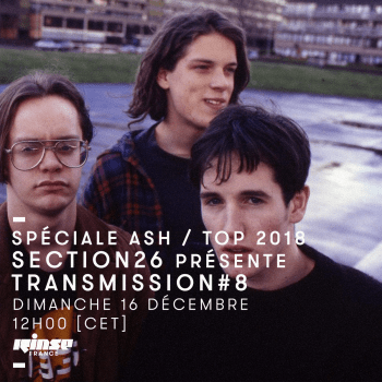 transmission section26 rinse fr spéciale ash