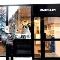 Clique & Collecte chez Modulor à Paris