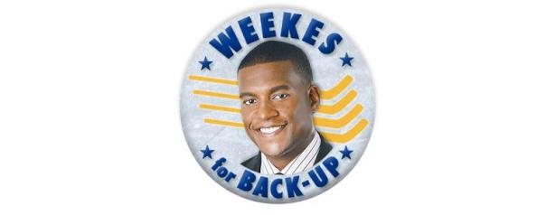 weekes for backup – banner