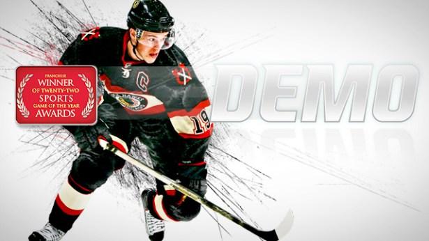 NHL 11 Demo