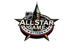 2012 NHL All-Star Game logo banner