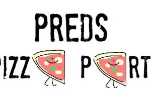 pizza party logo