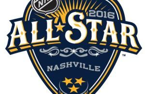 2016 All Star Game Nashville Logo