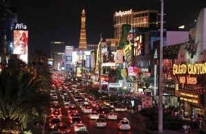 Las Vegas skyline (Lorin May)