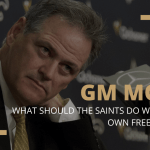 GM Mode – What Should The Saints Do With Their Own Free Agents?