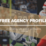 Free Agency Profile: Offensive Line