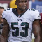 Nigel Bradham signs with the Saints