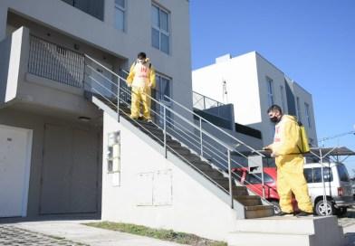 MORÓN: OPERATIVO DE DETECCIÓN TEMPRANA EN BARRIO SERÉ