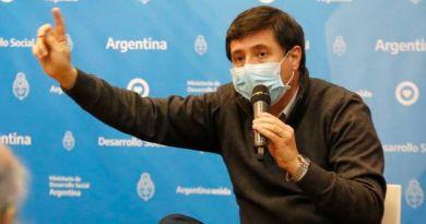 DANIEL ARROYO DIO DETALLES SOBRE EL IFE 4 Y LOS PROGRAMAS SOCIALES
